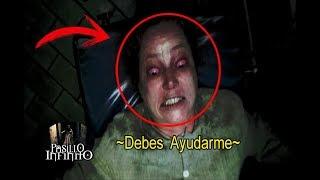 VÍDEOS de TERROR REAL 14  l Pasillo Infinito