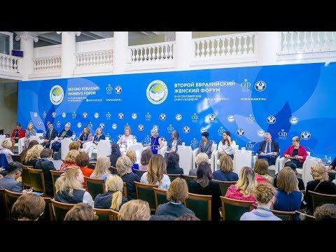 Смотреть По инициативе губернатора Югры на форуме в Санкт-Петербурге состоится встреча женщин-губернаторов онлайн