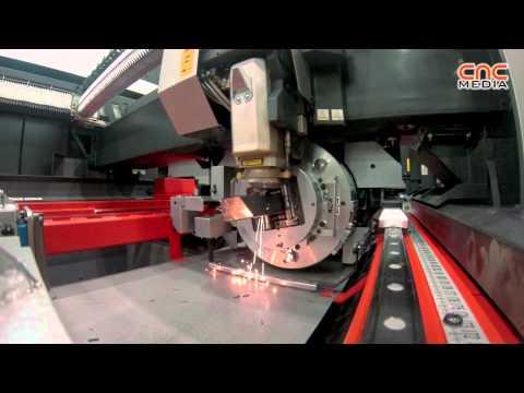 AMADA - FO RI 3015 laser tube and sheet cutting machine [ENG]
