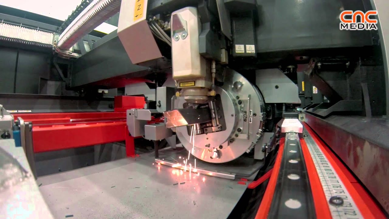 Amada Fo Ri 3015 Laser Tube And Sheet Cutting Machine
