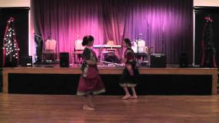 "Tamil Folk Dance ""Thottu Kadai"""