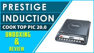 Electric induction cooktop | Prestige Induction Cook Top Pic 20.0 | | Unboxing | and | Review |