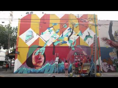 White Walls Say Nothing : Buenos Aires Street Art & Activism