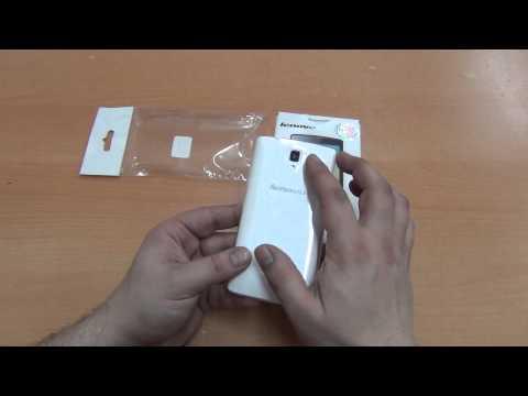 Силиконовый чехол для Lenovo A2010 обзор