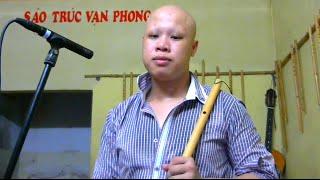 Âm Thầm Bên Em ( Sơn Tùng M-TP ) - Cover Sáo Trúc Vạn Phong