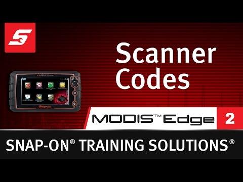 Vehicle ID & Codes: MODIS™ Edge (Pt. 2/13) | Snap-on Training Solutions®