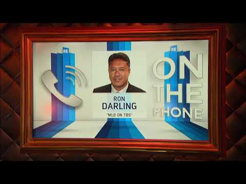 MLB Analyst Ron Darling on Why the Dodgers Are So Good | The Rich Eisen Show | 10/17/17