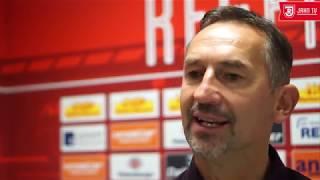 Interview mit Achim Beierlorzer vor Magdeburg