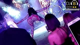 Beverly dancing live on stage Baseline Johannesburg