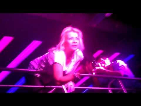 Recital De Dalila En Look Disco
