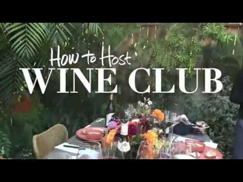 4 Steps to Hosting a Wine Club Party | Sunset