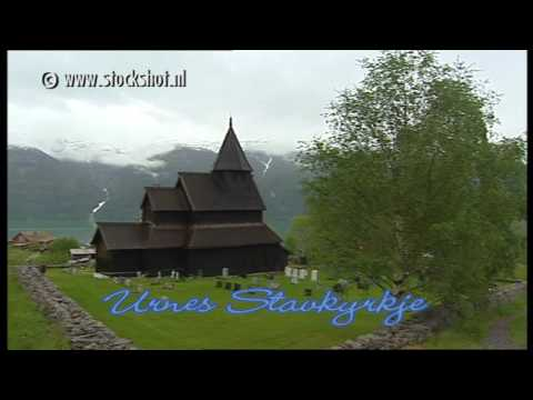 Urnes stavkyrkje  - Urnes Stave Church