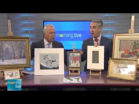 Rob Cowley Visits CHCH Hamilton to Discuss Art Collecting (November 19th, 2015)