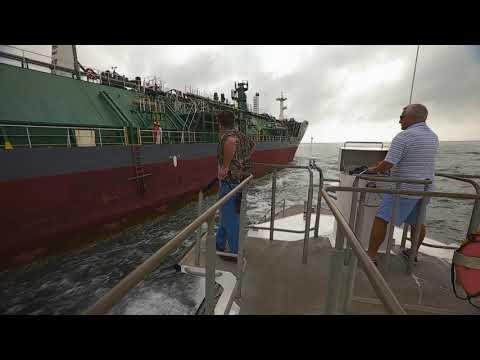 Port Professions   Port Harbor Pilot Jay Rivera