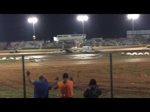 Brad Calhoun Dirt Track Racing 10/15/16