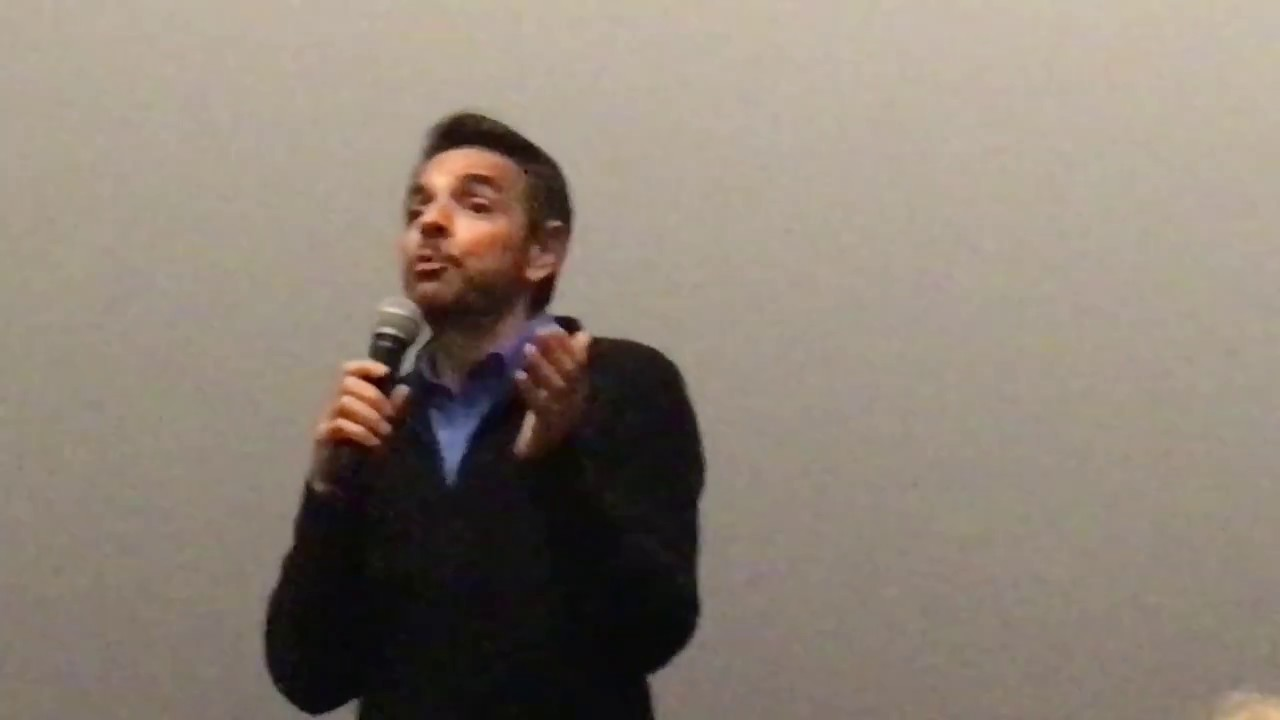 Eugenio Derbez Promoting How To Be A Latin Lover