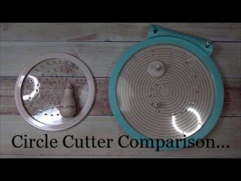 Circle Cutter Comparison