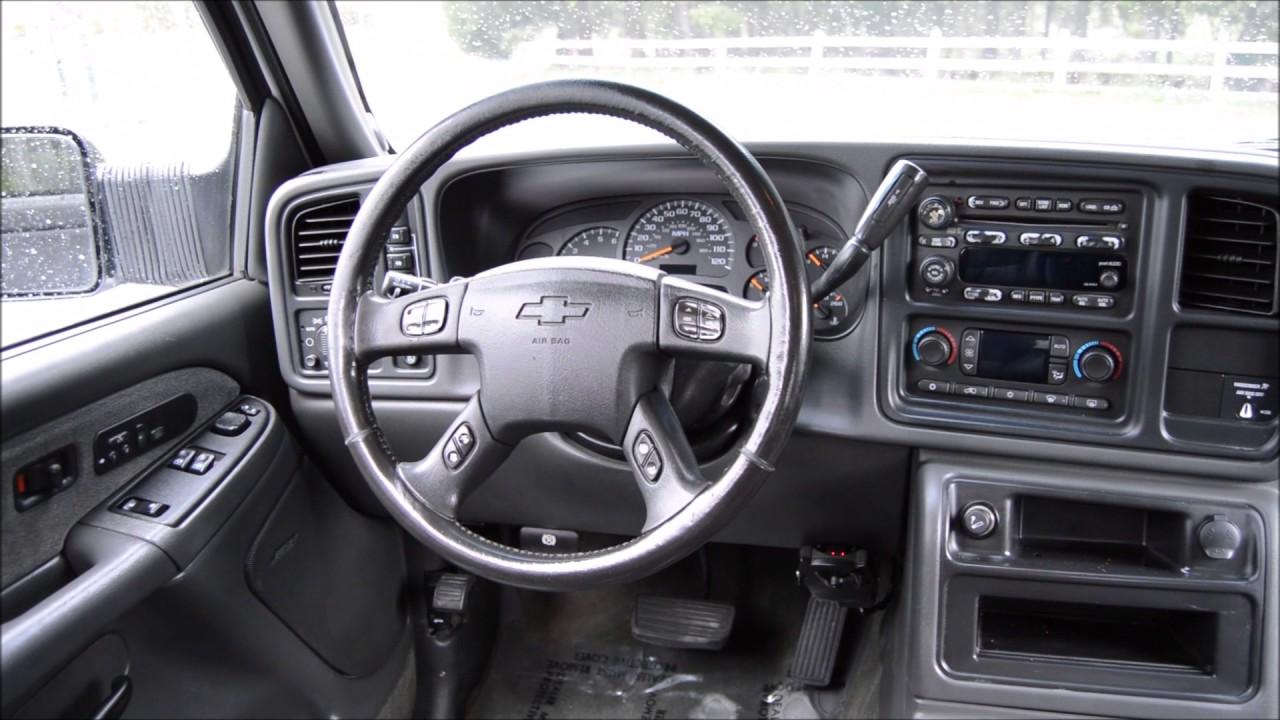 Silverado 2003 chevy silverado extended cab : 2003 CHEVROLET SILVERADO 2500HD EXT CAB LT 4X4 6.0L V8 LEATHER ...