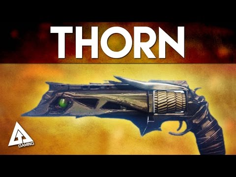 Destiny 2 Thorn quest steps, and how to start by finding the