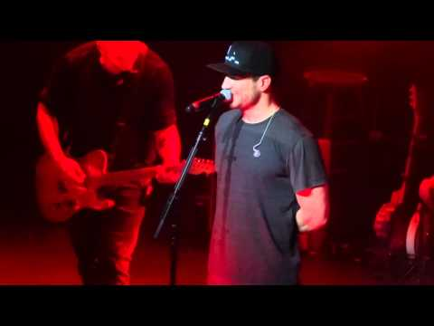 Sam Hunt - Cop Car Lipstick Graffit Tour Bijou Theatre Knoxville TN LIVE HD