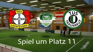Spiel 41: Bayer 04 Leverkusen 6-1 TuS Traunreut │U12 Hallenmasters TuS Traunreut 2017