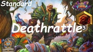 Hearthstone: Deathrattle Rogue #16: Boomsday (Projeto Cabum) - Standard Constructed