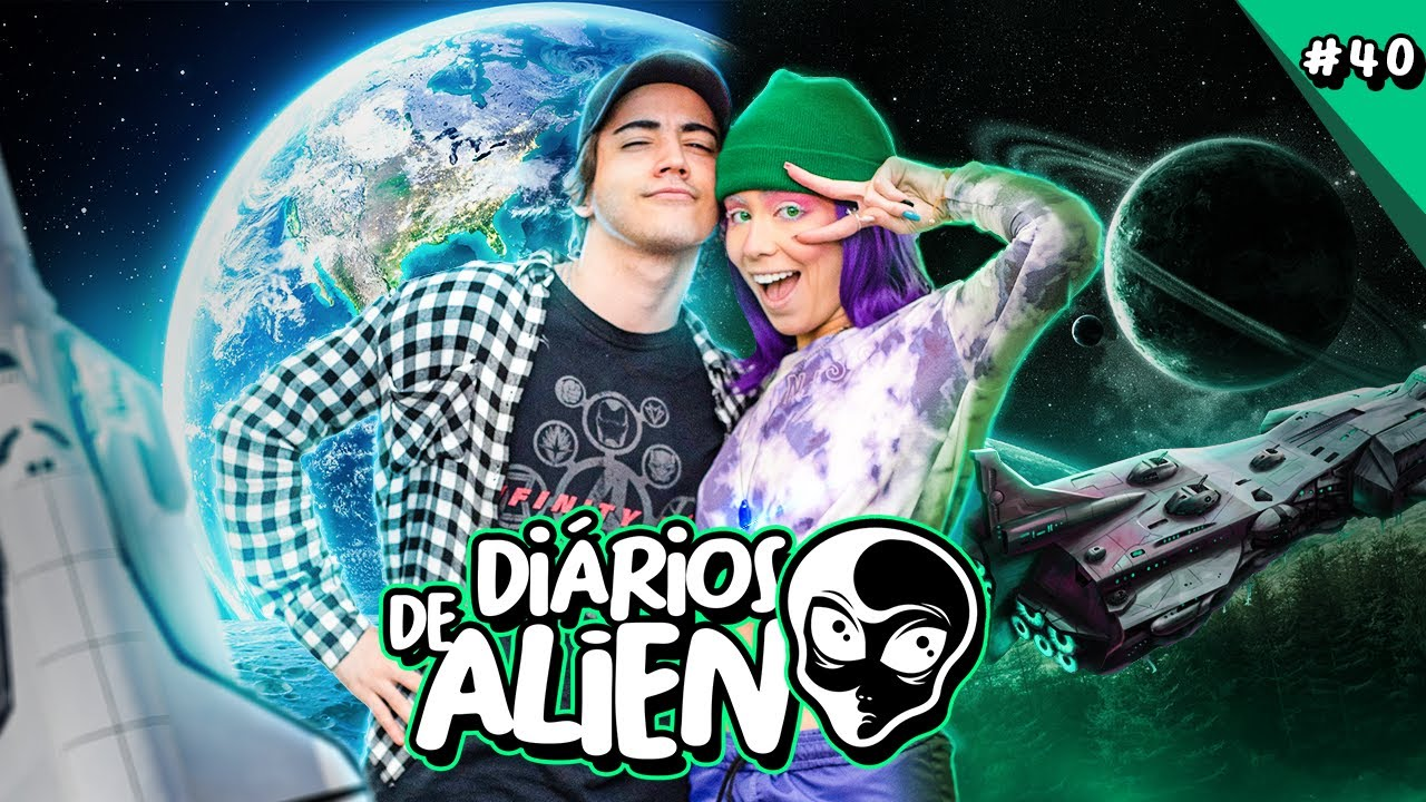 Diários de Alien - SEGUNDA TEMPORADA (Episódio 40)