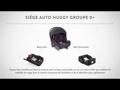 Inglesina Trilogy - Siège Auto Huggy