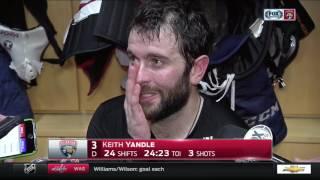 Keith Yandle - Calgary Flames at Florida Panthers 2/24/17