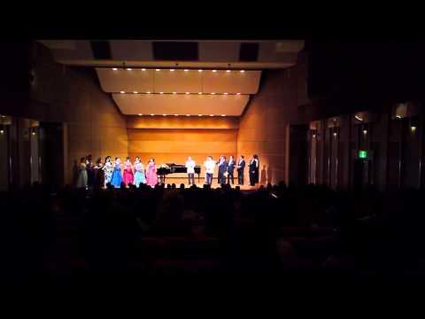 乾杯の歌 東京藝術大学コンサート アンコール