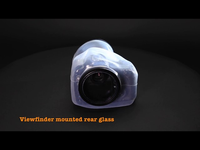 Viewfinder vs. Mirrorless/Tripod mounted rear glass Outex options