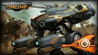 MechWarrior Online - Marauder Gameplay
