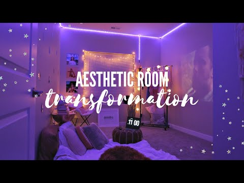 Aesthetic Room Transformation Tiktok Pinterest Inspired Youtube