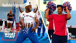 Download Cheerleading with Damon Wayans Jr. and Kevin Hart Mp3 and Videos