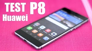 High-Tech : TEST du Huawei P8