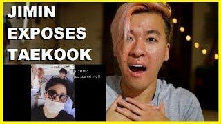 Baixar BTS exposes their real couples (Taekook, Yoonmin, & Namjin Analysis) Reaction | BTS reaction