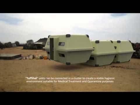 """""""TuffShel"""" RDSSS (Rapid Deployment Secure Survival Shelter)"""
