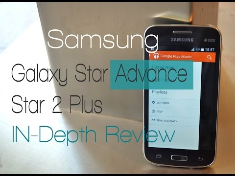 Samsung Galaxy Star Advance / Galaxy Star 2 Plus (SM-G350E) Full In Depth Review!