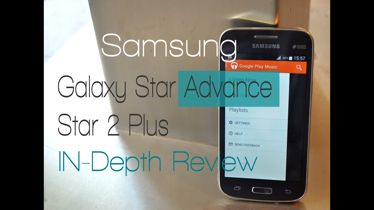 Samsung Galaxy Star Advance / Galaxy Star 2 Plus (SM-G350E ...