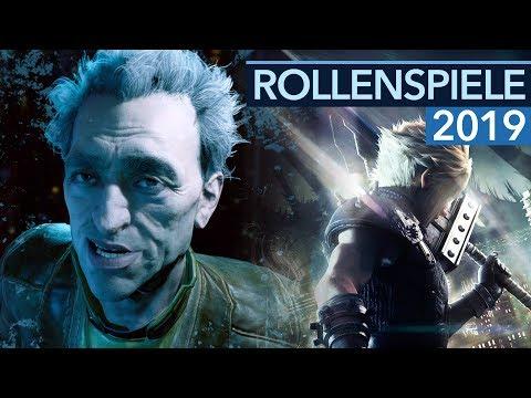 Top Rollenspiele 2019 Für PC, PS4, Xbox One Und Nintendo Switch