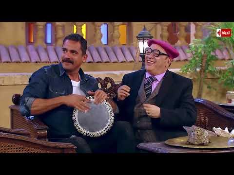 اغنية الموضات للفنان احمد شريف (برنامج سطوح عم صلاح) .
