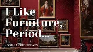 I Like Furniture, Period! History of Design Movements PBS