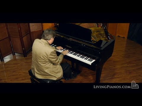 Yamaha Grand Piano for Sale - Model G3 - Living Pianos Online Piano Store