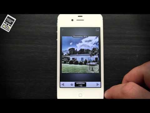Как я обрабатываю фотографии на iPhone