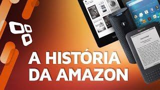 A história da Amazon - TecMundo