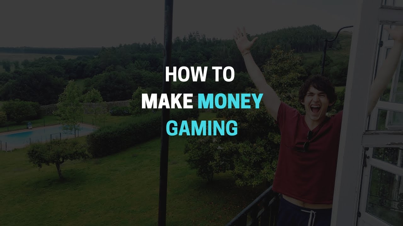 how to make money on youtube gaming