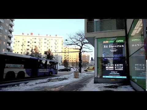 Blip Helsinki Digital - Mannerhemintie Tullinpuomi (pohjoinen/luode)