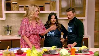 Daphne Oz Makes Homemade Baby Food