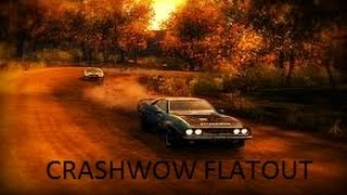FlatOut 2 Most Wanted 2011 l Lp №1