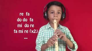 Calma en flauta - Juan kids music